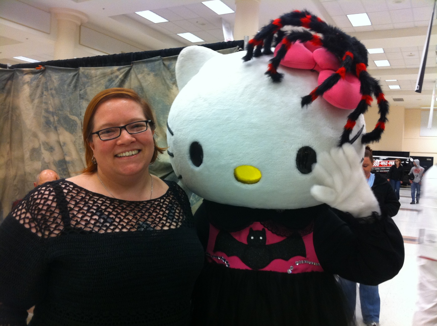 Me and Hello Kitty