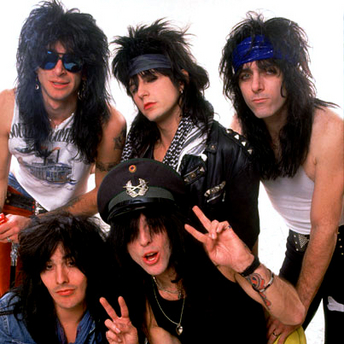 80s hair band LA Guns