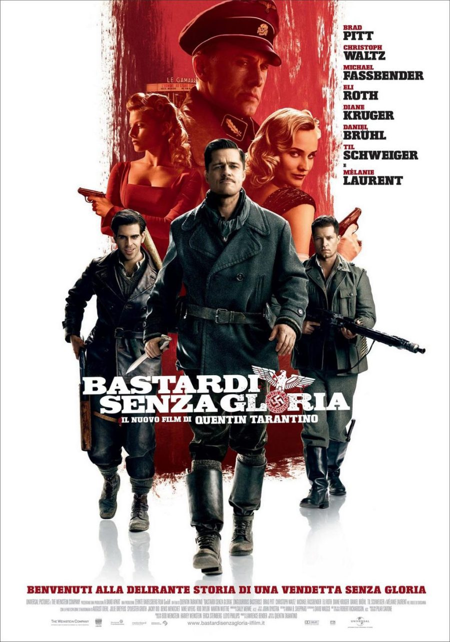 Italian Inglorious Basterds poster.