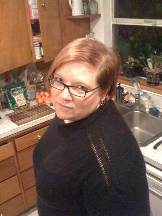 Mature nerdy women