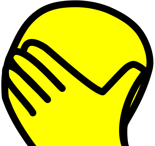 512px-Facepalm_(yellow)_svg