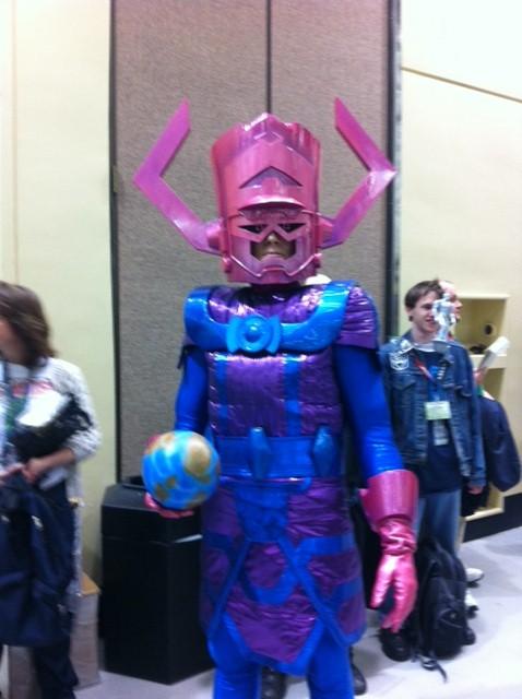 Galactus.  He did an amazing job!!!!