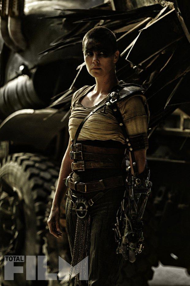 Charlize Theron did an amazing job as Imperator Furiosa.