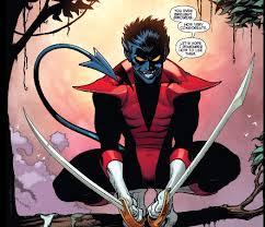 Nightcrawler! Swoon!
