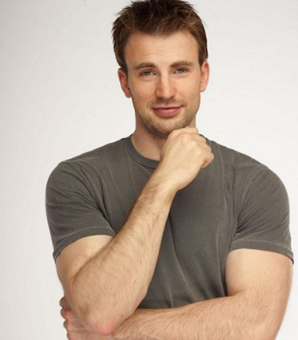 from Philip chris evans fucked a girl